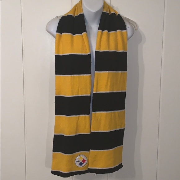 fbba5d7d Pittsburgh Steelers sweater scarf